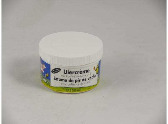 Uiercrème met Royal Jelly in pot 350ml